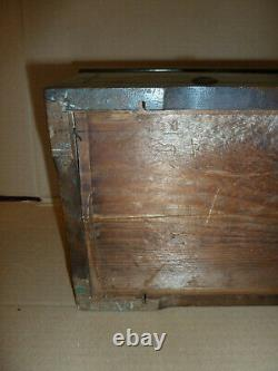 19th Century Faux Coromadel Cylinder Musical Box Probaby by Etouffoirs en Acier