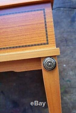 American Girl Josefina English Square Piano Rare Retired Mint Sheet Music Box