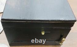 Antique Polyphon/Symphonion Music Box -Symphonion Simplix collect WC1A 1HB