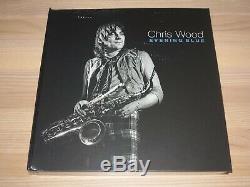 Chris Wood LP/4 CD Box Evening Blue/HM3019 Press New Sealed