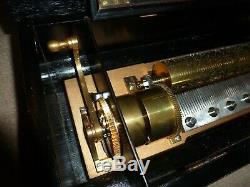 Cylinder Music Box