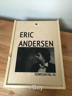 ERIC ANDERSEN TAPE WOOD BOX SLOWSCAN 46 joe jones beuys la monte young fluxus