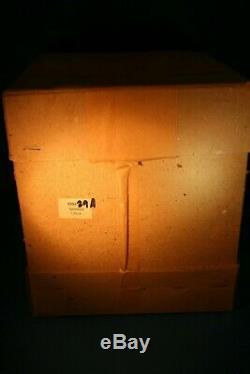 ERZGEBIRGE Wendt Kuhn THORENS Music Box Garden Work Carved Wood Germany Box