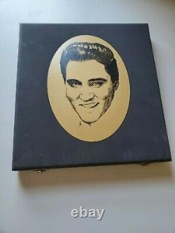 Elvis Presley CD The Essential Elvis Presley Collection Wood Box 3CD