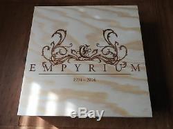 Empyrium 1994 2014 LP Wood Box Set- Agalloch Alcest Ulver- Fen- Drudkh