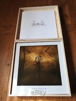 Empyrium 1994 2014 LP Wood Box Set- Agalloch Alcest Ulver- Fen- Drudkh
