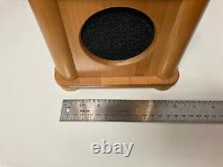 Falling Rain Zen Chime Music Box Wood
