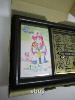 From Japan BANNOU BUNKA NEKOMUSUME Yuzo Music Box Takada Orgel Fine Colorday