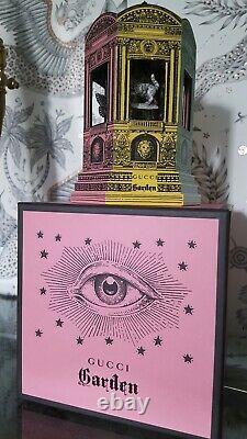Gucci Garden Musical Carousel Box