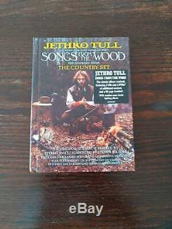 JETHRO TULL Songs From The Wood The Country Set 3CD/2DVD Box 0190295847876