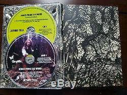 Jethro Tull Songs From the Wood Country Set Anniversary Box Set 3 CD 2 DVD VG+