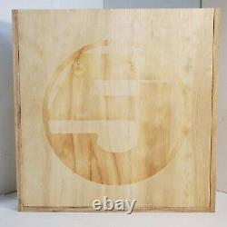 Jurassic-5 Quality Control The Wood Box (4-Disc Vinyl Box Set, 2015)