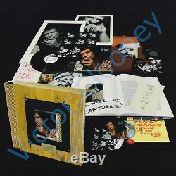KEITH RICHARDS Talk Is Cheap FENDER REAL-WOOD Super Deluxe 2LP/2x7/2CD BOX NEW