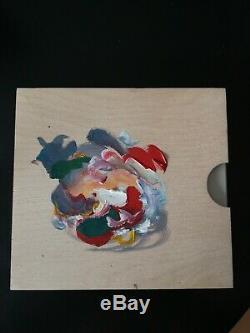 Keaton Henson Kindly Now CD Art Edition Numbered Wood Box