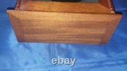 Miniature polyphon company music box and 12 (4 1/2) discs. VERY RARE