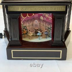 Mr. Christmas The Nutcracker Suite Lights Moving Ballet Music Animated Box