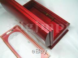 NEW Empty Wood Box for music box DIY 50N 72N REUGE SANKYO THORENS YUNSHENG etc