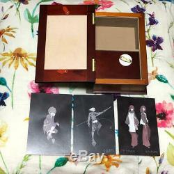 NieR Automata RepliCant Music Box & Illustration Art Cards Inishie no Uta