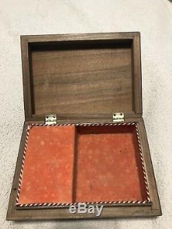Ottoman Mosaic Music Box