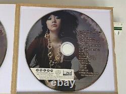 Rare Fantastic Girl Vol. 6 Lee Jung Hyun 2 CD Wood Box Set KPOP Korea 2006 CD