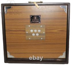 Shruti Box 36 Drone Big Size Brand Hand Made Indian Musical with Hard Case 10/1