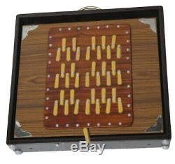 Shruti Box 36 Drone Big Size Hand Made Indian Musical with Hard Case 10