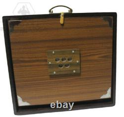 Shruti Box 36 Drone Chopra Brand Hand Made Indian Musical Instrument 03/02
