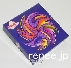 THE MOVE / JAPAN Mini LP CD x 3 titles + PROMO BOX Set! Roy Wood ELO