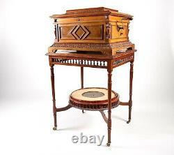The Best Table Polyphon Offered On Ebay With And Eighty Discs And Free Delivery