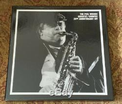 The Phil Woods Quartet/Quintet 20th Anniversary Set Mosaic 5 CD Box set, 5CD