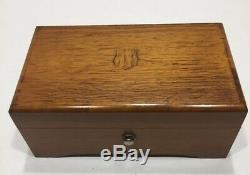 Thorens Music Box #28 /Inlaid Wood Swiss Made