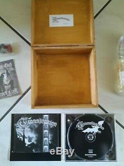 Transilvanian Limited Wood Box BeatClub