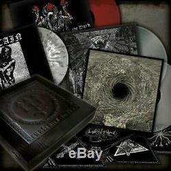 WATAIN The Vinyl Reissues WOOD BOX 8 LP Colored vinyl Mayhem darkthrone 1burzum