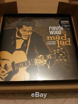 Wood Ronnie & His Wild Five Mad Lad a Live Tribute to Chuck Berry Box Set